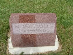 Laundon J Scholer