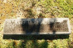 Harry Cecil Matthews