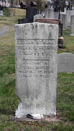 Elijah Strong