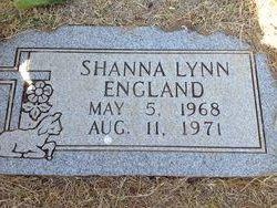 Shanna Lynn England