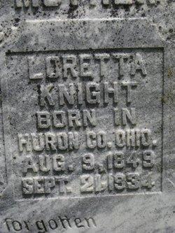 Loretta <i>Ketchum</i> Knight