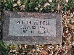 Rufina Abigail Tina <i>Howard</i> Hall