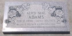 Alice Mae Adams