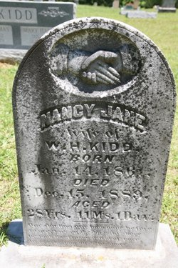 Nancy Jane <i>Corder</i> Kidd