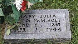 Mary Julia <i>Rose</i> Holt