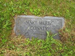 Mary <i>Mertz</i> Conaty