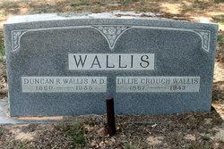 Dr Duncan R. Wallis