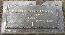 Robert A Powell