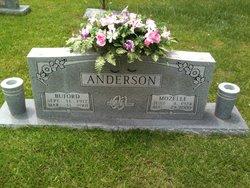 Mozelle <i>Stone</i> Anderson
