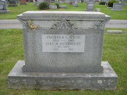 Frederick C Booth