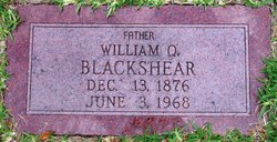 William Quincy Quince Blackshear