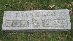 Roy George Klingler