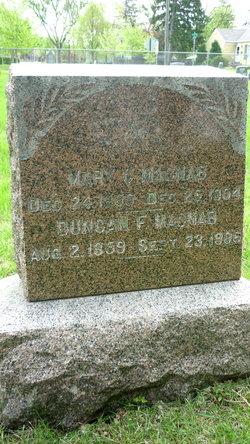 Mary Catherine <i>Anderson</i> MacNab