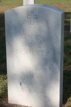Owen James Doherty