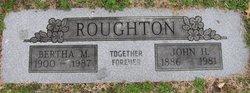 Bertha Mae <i>Gibson</i> Roughton