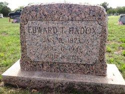 John Edward T Haddox