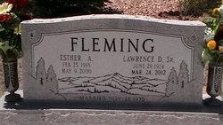 Esther Alma <i>Rogers</i> Fleming