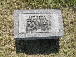 Lucinda Catherine <i>Venable</i> Woolery