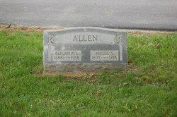 Benjamin L Allen
