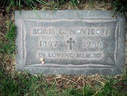 Boris G. Novikoff