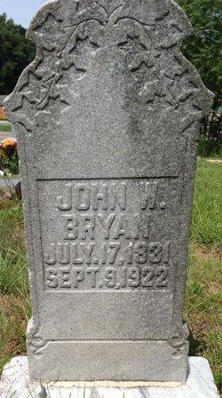 John W Bryan