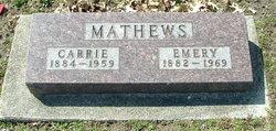 Emery Lee Matthews