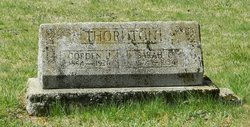 Sarah C. <i>Burton</i> Thornton