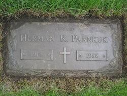 Herman Raymond Pannkuk