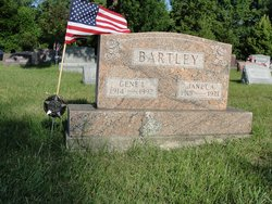 Janet A. <i>Booth</i> Bartley