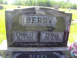 Tessie Nevada <i>West</i> Berry
