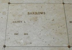 Nancy Lee <i>Jewell</i> Barrows