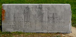 Paul Whitedeer