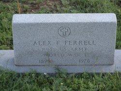 Alex Franklin Ferrell