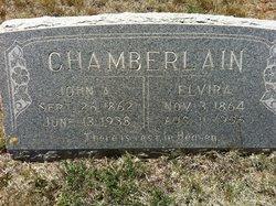 Elvira <i>Wingard</i> Chamberlain