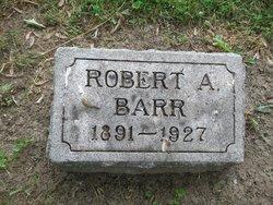 Robert Andrew Barr