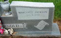 Margaret Faye <i>Jackson</i> Arnold