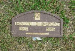 Dwayne Hull Shannon