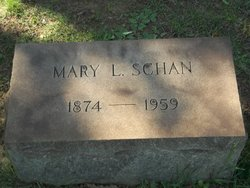 Mary Louisa Schan