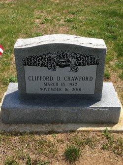 Clifford Dale Crawford