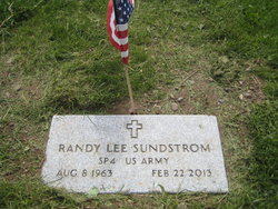 Randy Lee Sunstrom