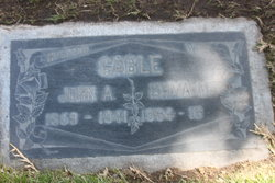 Emma <i>Weber</i> Gable