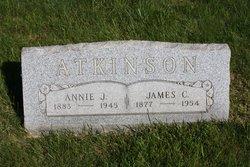 Anna Isabella Annie <i>Jones</i> Atkinson