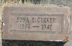 Edna E Culver
