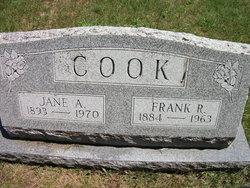 Jane <i>Reed</i> Cook