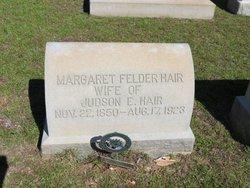 Margaret Capers Maggie <i>Felder</i> Hair