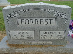 Edith Virginia <i>Britt</i> Forrest