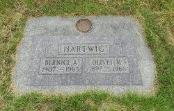 Olivet Margaret Olive Hartwig