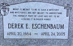 Derek E Eschenbaum