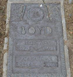 A. Clarence Boyd