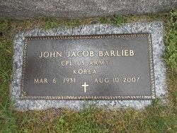 John Jacob Barlieb